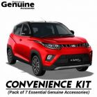 KUV100 & KUV100 NXT Convenience Kit - Set of 5 essential accessories for all variants