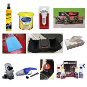 XUV700 TD Vehicle AGAN grooming kit (Set of 11 Products) for First Time Purchase