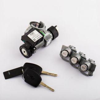 Kit Lock,Key Wo Trans And Ign Sw for Quanto, Xylo