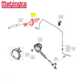 Clutch Master Cylinder for XYLO