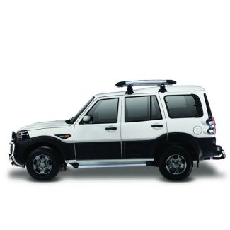 Scorpio Al Roof Carrier for S3+, S5 (For Vehicles Without Ski Rack)
