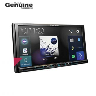 """Pioneer DMH-Z5290BT 17.6 cm (7"""") Touchscreen CarPlay/Android Auto Media Receiver with Bluetooth"""