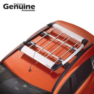 KUV100 NXT Aluminium Roof Carrier with Bkts