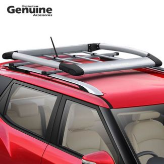 XUV300 Aluminium Roof Carrier for W8, W8 D AMT, W6, W6 D AMT