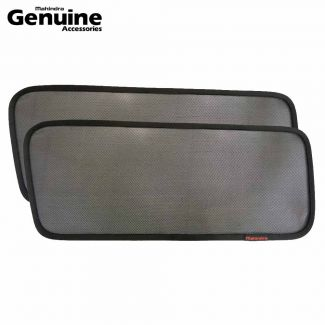 Thar 2020 2nd Row Window Sun Shade Set of 2Pcs for AX, LX Hard Top Vehicle Only