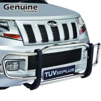 TUV300 Full Front Guard with Bracket