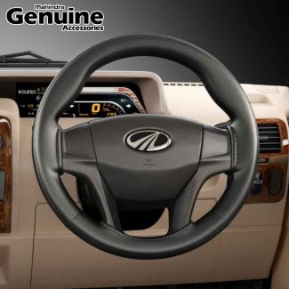 Special Edition Seat Cover and Steering Cover for Bolero