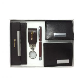 Mahindra Rise 5 In 1 Gift Set with Your Name