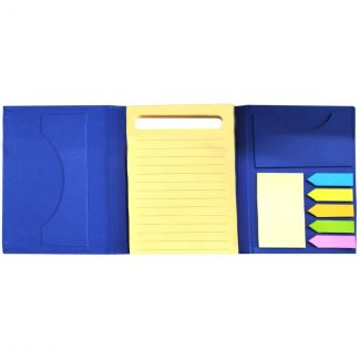 Mahindra Rise Sticky Notes with Notepad