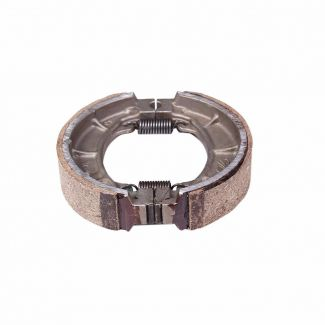 Front Brake Shoe Set With Spring for Gusto