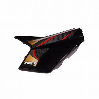 Black Side Cover LH for Mahindra Centuro