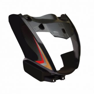 Cowling With Decal Black for Mahindra Centuro