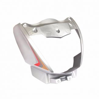 Cowling With Decal Silver for Mahindra Centuro