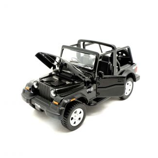 Mahindra Thar New Generation Collectible 1:32 in Black