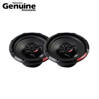 Vibe Coaxial Speaker Set 6 Inch with Wiring Kit
